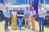 Tanzania-team-delivers-vehicles_Thumb